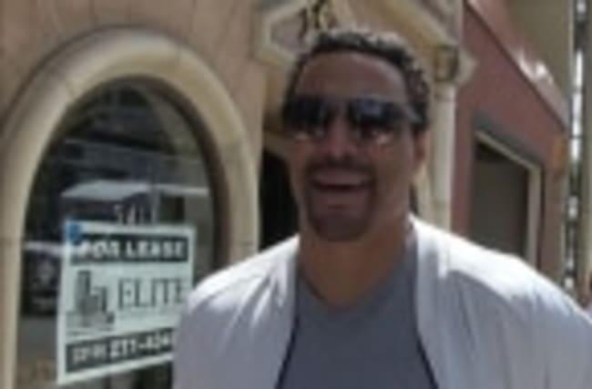 TONY GONZALEZ ROMO DIDN'T COST ME CBS JOB ... I Left On My Own