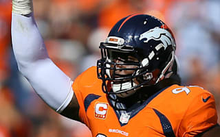 Broncos' Ware fractures ulna in win over Colts