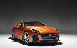Jaguar F-Type SVR to make Geneva Motor Show debut