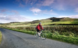 Holiday idea of the day: Cycling in the Scottish Borders
