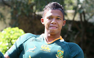 Jantjies, Du Toit set to give Springboks a boost
