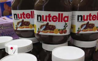 £12,650 of Nutella found in drug sting