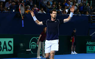Murray and Djokovic win Davis Cup classics