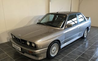 High-mileage classic M3 is well-used buy