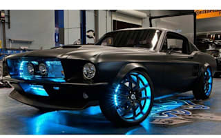 Geek meets muscle: Microsoft Mustang unveiled