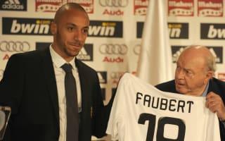 Ex-Real Madrid defender Faubert joins Kilmarnock