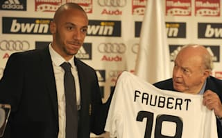 Ex-Real Madrid defender Faubert joins Kilmarnock