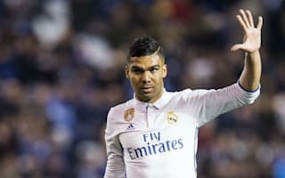Madrid are not looking at Barcelona - Casemiro