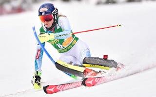 Superb Shiffrin triumphs on return from injury