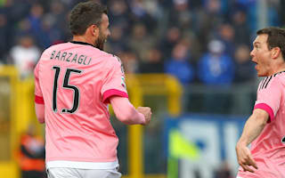 Serie A Review: Juventus win to go clear at the top