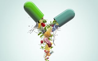 Five best supplements for the over 50s