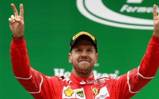 F1 Raceweek: Ferrari hoping for more success in the desert - Bahrain GP in numbers