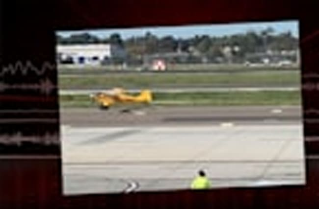 HARRISON FORD 'I'M THE SCHMUCK WHO LANDED ON THE TAXIWAY'