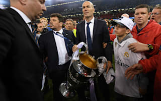 FFF president expects Madrid boss Zidane to coach France