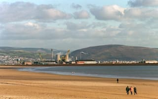 Government backs £1.3bn tidal lagoon energy project in Wales