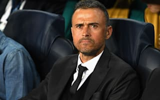 Luis Enrique happy to rule in game of errors