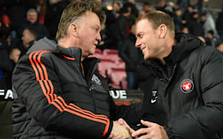 Midtjylland win over 'horny' United would be a miracle - Thorup