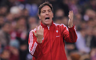 Berizzo hails 'biggest win' of career after beating Atletico