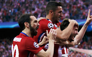 Reina lauds Atletico 'super-team'