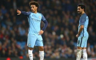 Gundogan backs Sane for big second season at Manchester City