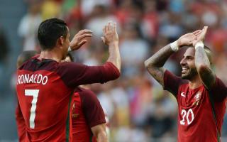 Portugal 7 Estonia 0: Ronaldo, Quaresma star as hosts sign off in style