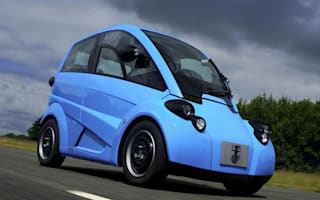 Gordon Murray shows world's 'most efficient' EV