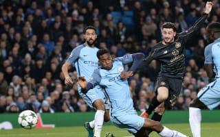 Roberts buoyed by Guardiola acclaim