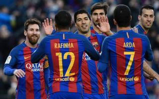 Barca calm on Messi contract situation - Suarez