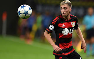 Leverkusen rule out Kampl sale to Atletico Madrid
