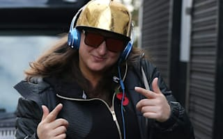 X Factor contestant Honey G challenges Strictly's Ed Balls to dance off