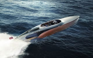 Awesome 'Aeroboat' will be powered by monster Rolls-Royce Merlin V12