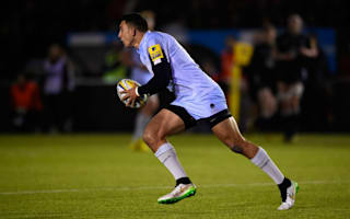 Worcester win after late Willis miss