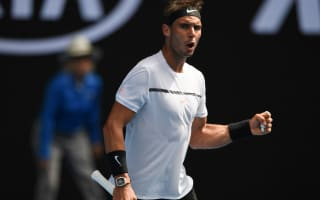 Nadal outclasses Mayer in Melbourne