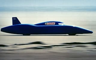 Bluebird team to attempt new electric land speed record