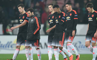 Europa League Review: Midtjylland stun Van Gaal's United, Neville's Valencia find form