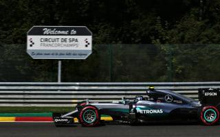 F1 Raceweek: Rosberg takes third straight pole, Verstappen breaks new ground