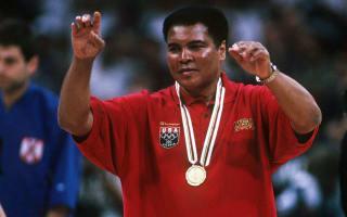 Ali 'a true Olympian' - Bach