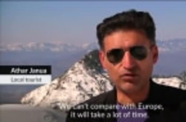 In Pakistan's Swat, skiing helps tourism