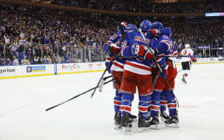 Stanley Cup playoffs three stars: Rangers level series against Senators