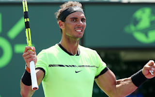 Nadal relishing another final after reaching Miami decider