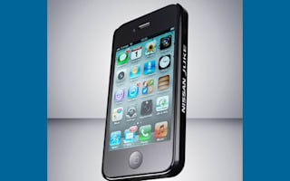 Nissan invents world's first self-healing...iPhone case