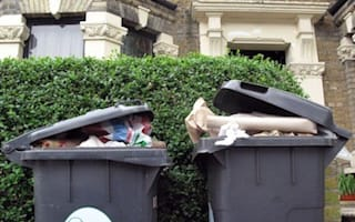 Cardiff faces 1 bin collection per month