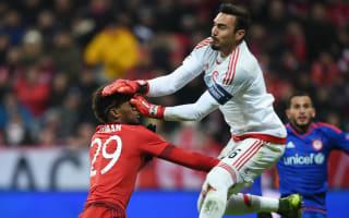 Espanyol agree deal for Olympiacos goalkeeper Roberto