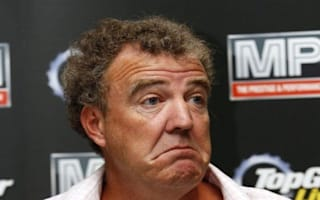 Clarkson 'stumbles' onto The Sweeney set, bags cameo role