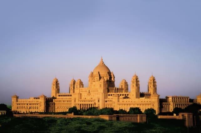 Ten luxurious palace hotels