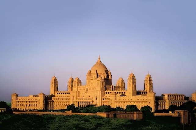 Ten luxurious palace hotels