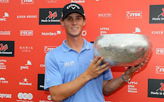 Pieters' late Ryder Cup claim is Made in Denmark
