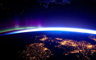 Guess where I am? Astronaut tweets amazing views from space