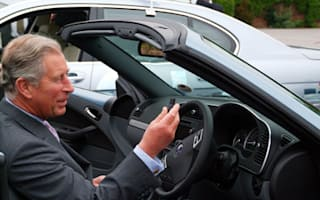Prince of Wales to host motor show