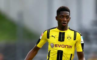 Bayern should go for Dortmund star Dembele - Herzog